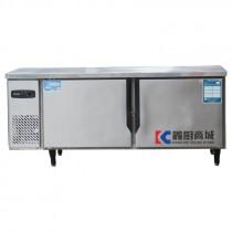 经济款银都工作台冰箱/冷藏工作台/平台雪柜1800x800x800mm